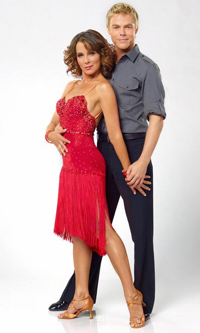 Jennifer Grey DWTS