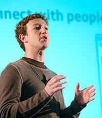 Mark Zuckerberg gives back