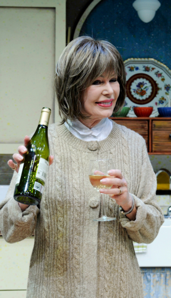 loretta swit as shirley valentine