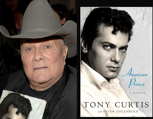 Tony Curtis dies
