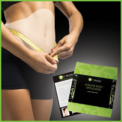 Ultimate contouring body wrap