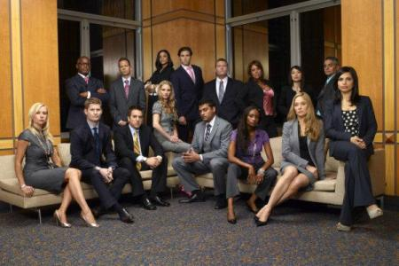 The cast of 2010 The Apprentice