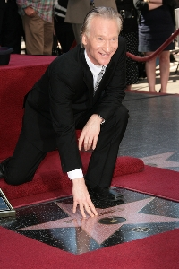 Maher's politically incorrect star