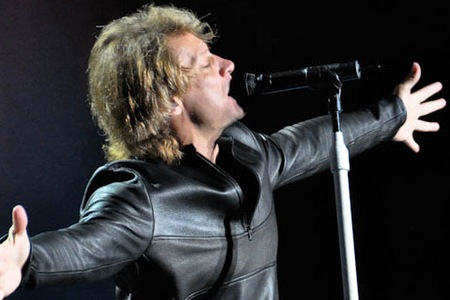 Bon Jovi: Hall of Fame!