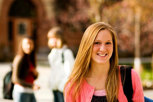 Choosing a future alma mater