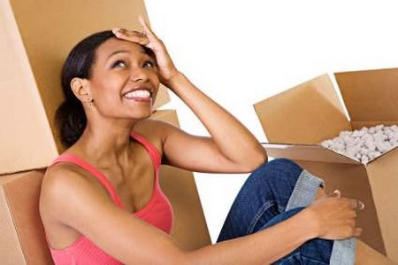 Take away stress by decluttering your life