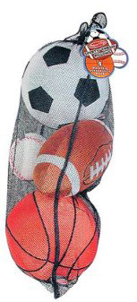 Decorative sports pillows