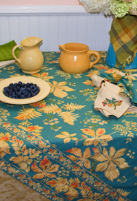 Fall Table Cloths