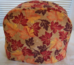 Fall toaster cover