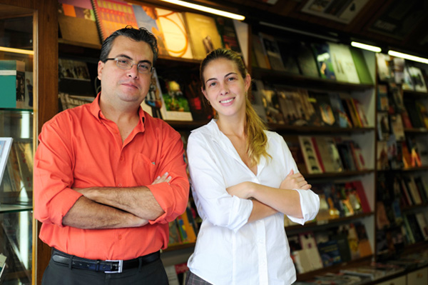 Family owned bookstores