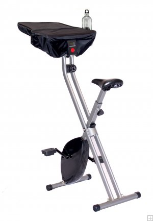 Fit desk bike