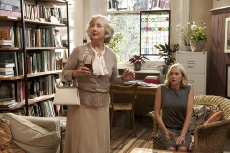 Gemma Jones and Naomi Watts in You Will Meet a Tall, Dark Stranger