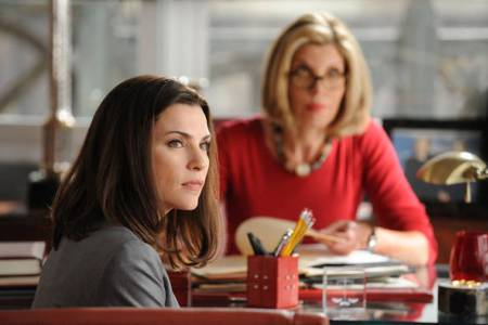 The Good Wife is back starring Julianna Margulies