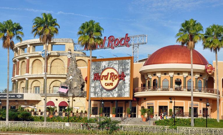 Hard Rock Cafe Universal Orlando Fl