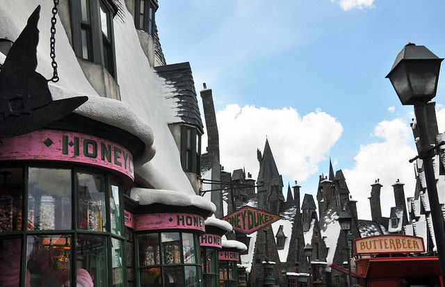 harry potter hogsmeade honey dukes