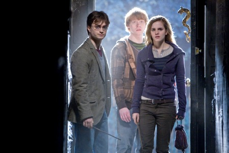 Harry Potter's race to the end