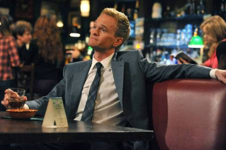 Neil Patrick Harris in How I Met Your Mother