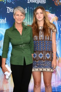 Jamie Lee and her daughter Annie Guest