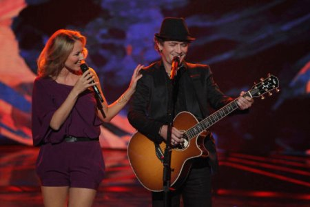 Jewel and Michael Grimm