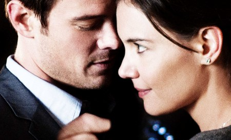 Josh Duhamel and Katie Holmes in The Romantics