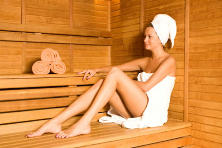 Get steamy: saunas, steam rooms, and steam showers