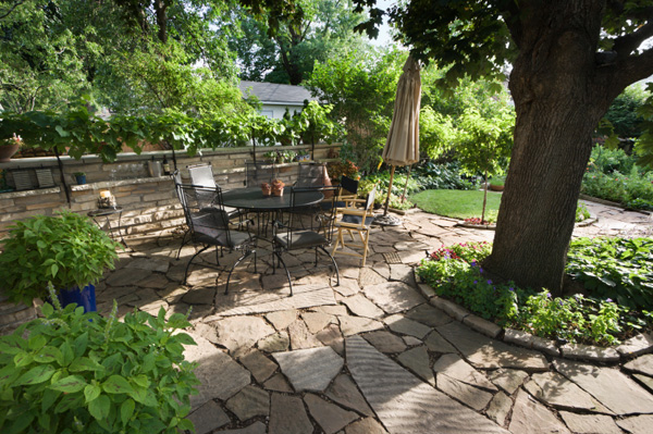 Dress up a drab winter garden with these ideas