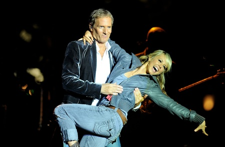 Michael Bolton DWTS
