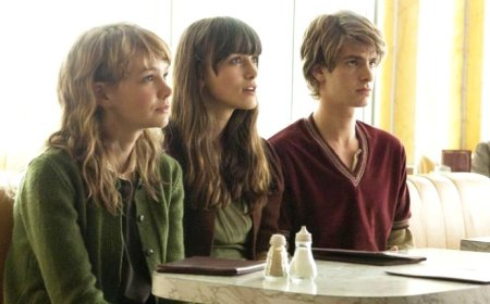 Never Let Me Go stars Carey Mulligan, Keira Knightley and Andrew Garfield