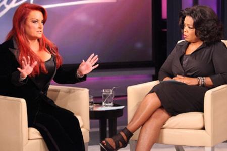 The Judds tribute Oprah