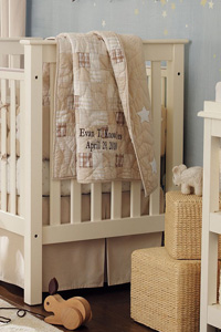 Patchwork stars nursery