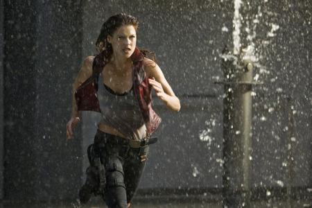 Ali Larter in Resident Evil
