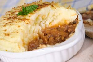 Fall shepherds pie recipe 
