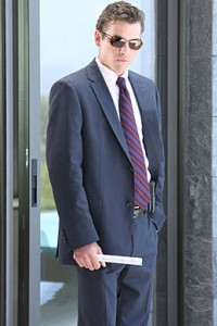 Skeet Ulrich on Law and Order: Los Angeles