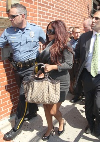 No jail for Jersey Shore star