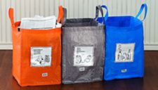 Bags to keep your recycling organized