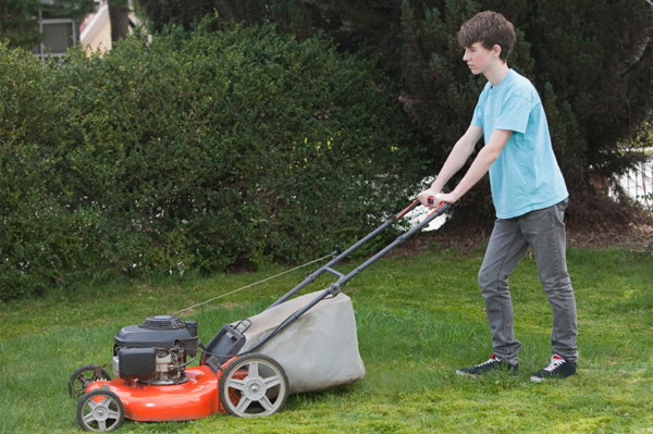When Should I Mow? - All About Lawns | Lawn Care - Lawn Service