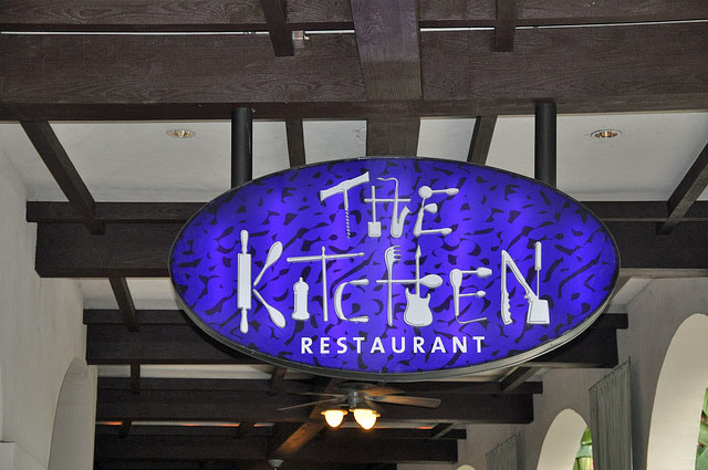 the kitchen at the hard rock hotel universal orlando