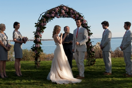 The heart of The Romantics: The wedding!