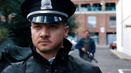 The Town star Jeremy Renner