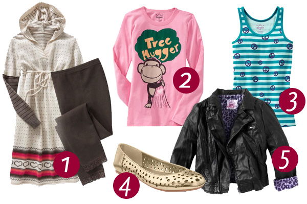Top 5 Trends in Girls clothes