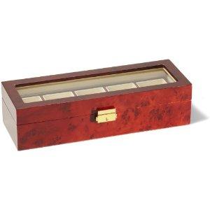 Diplomat watch storage