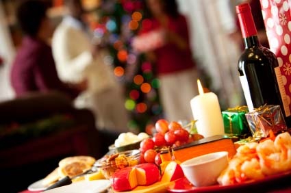 Holiday open house ideas