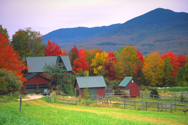 Top fall travel destinations