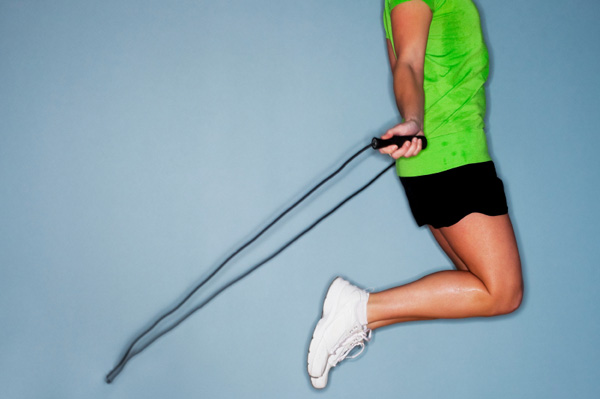 Calf exercises for shapely legs
