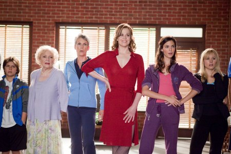 You Again stars Betty White, Jamie Lee Curtis, Sigourney Weaver, Odette Youstman and Kristen Bell