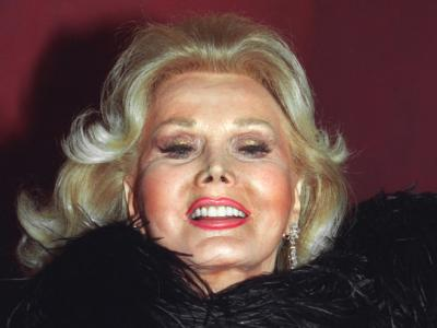 """Zsa Zsa Gabor is """"unresponsive"""""""