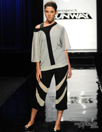Project Runway - Andy's design
