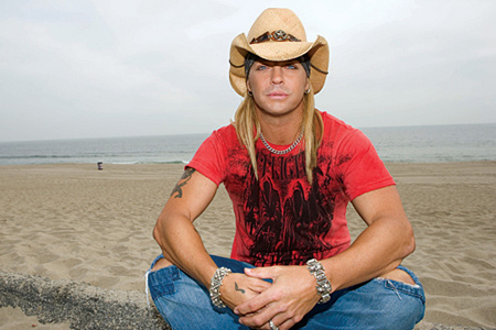 Bret Michaels is everywhere!