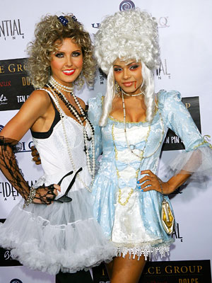Celebrity Halloween Costumes: Audrina Patridge