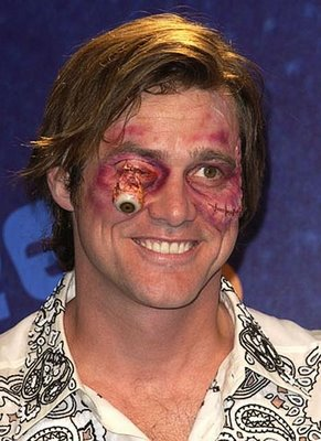 Celebrity Halloween Costume: Jim Carey